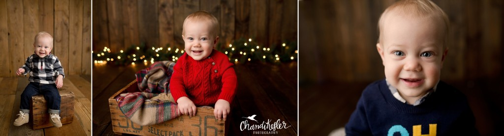 Lincoln IL Photographer | Chandi Kesler Photography | One Year Pictures