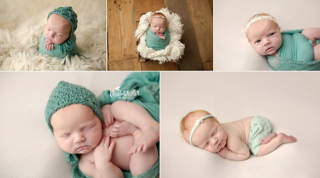 Mackinaw IL Newborn Photographer | Chandi Kesler Photography