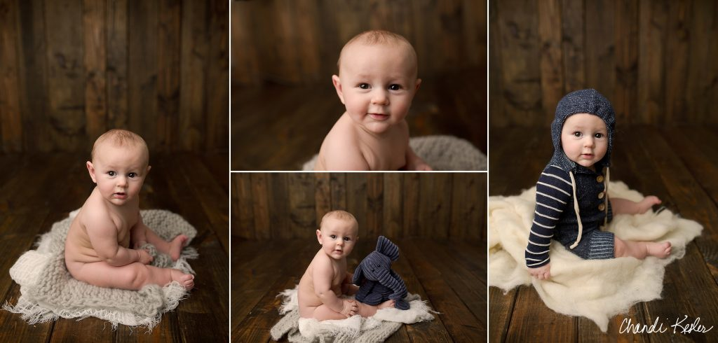 Fairbury Baby Photographer Peoria IL | Chandi Kesler Photography | Photographer Midwest IL