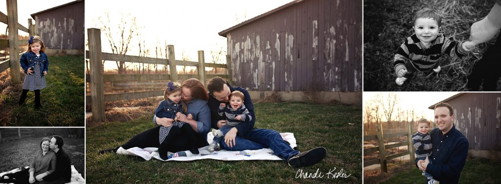 Chandi Kesler Photography | Best Peoria IL Photographer | Newborn Photographer Central IL