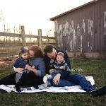Family Session with Edwards Family | Fairbury IL Family Champaign IL Photographer