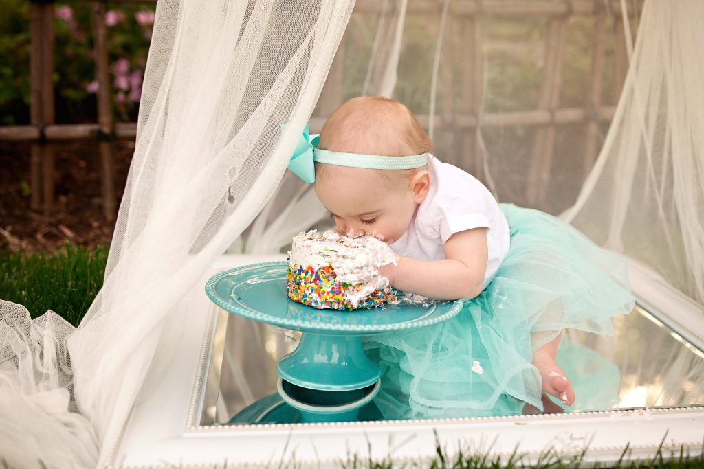 Cake Smash Ideas | Chandi Kesler Photography | 1 year picture ideas