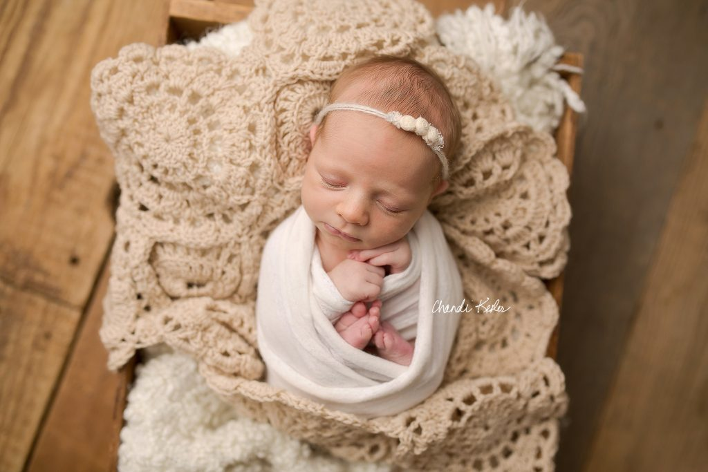 Newborn Session | Kankakee IL Newborn Lexington IL Baby Photography