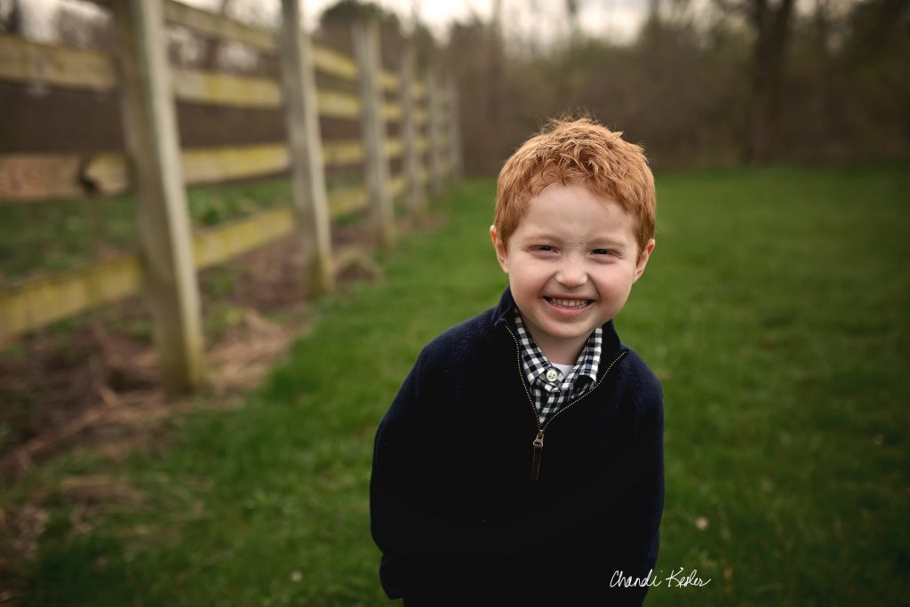 spring outdoor child pictures | Chandi Kesler Photography | Mackinaw IL Photographer