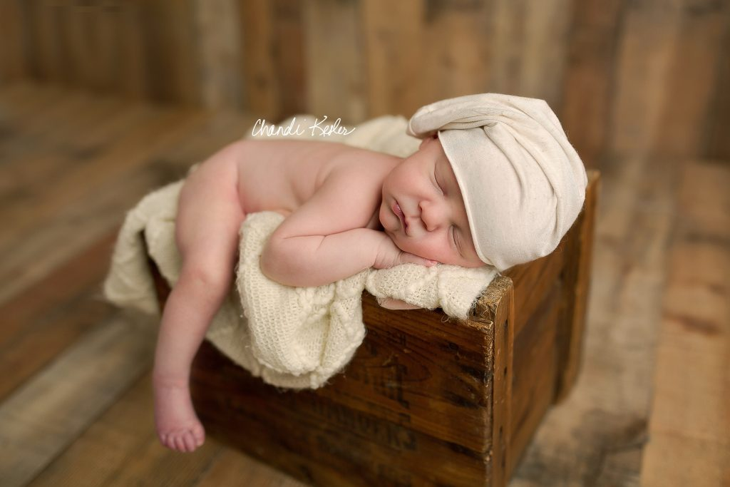 Chandi Kesler Photography | Newborn Session | Joliet IL Photographer