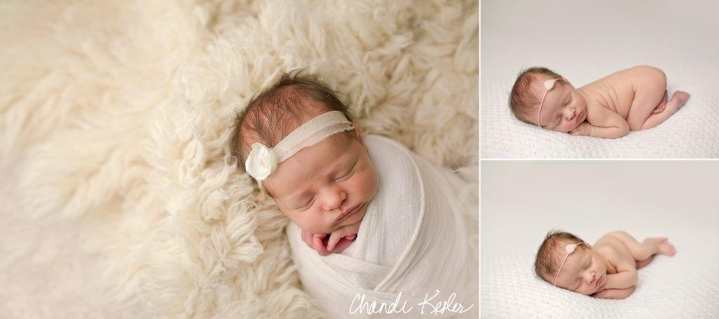 Monticello il newborn photographer chandi kesler photography