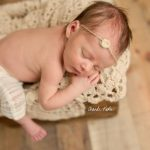 Newborn Session with McKinley | Fairbury IL Baby Mahomet IL Newborn Photographer