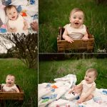 1 Year Session with Charlotte | Kankakee IL Baby Rantoul IL Photographer