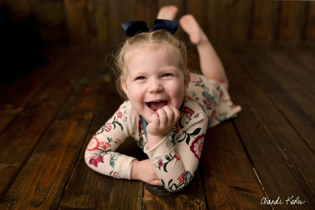 Champaign Urbana IL Photographer | Chandi Kesler Photography | 3 month photo session ideas