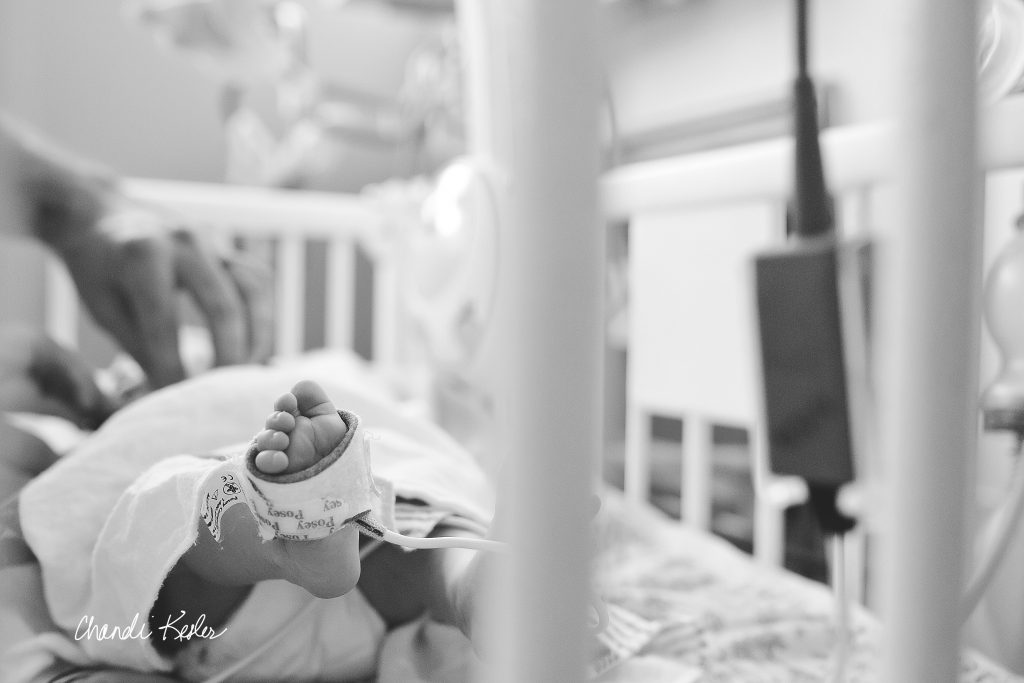 Hospital photographer Central IL | Chandi Kesler Photography | Urbana IL Newborn Photographer
