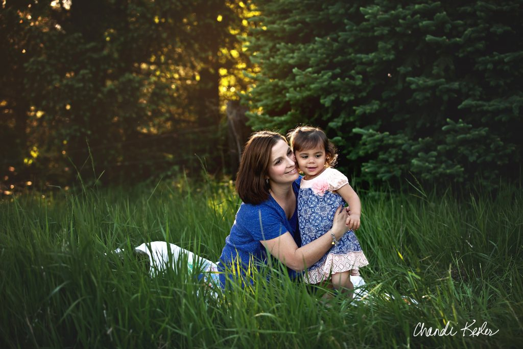 Mom and Me Session | Chandi Kesler | Urbana IL Photographer