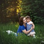 Mom and Me Session | Watseka IL Baby Metamora IL Family Photographer