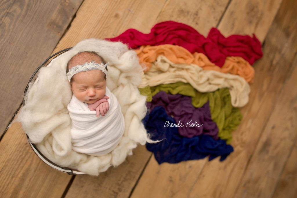 Rainbow Baby | Rantoul IL Newborn Photographer | Chandi Kesler Photography