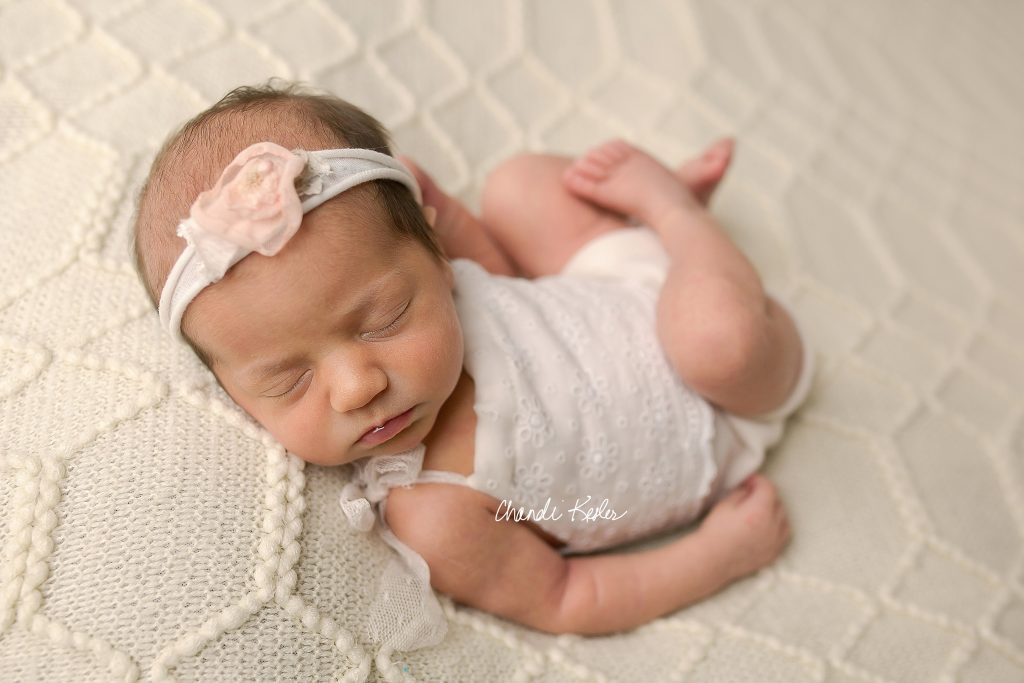 Rantoul IL Newborn Photographer | Chandi Kesler Photography