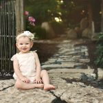 One Year Milestone Session with Kambri | Pontiac IL Baby Rantoul IL Newborn Photographer
