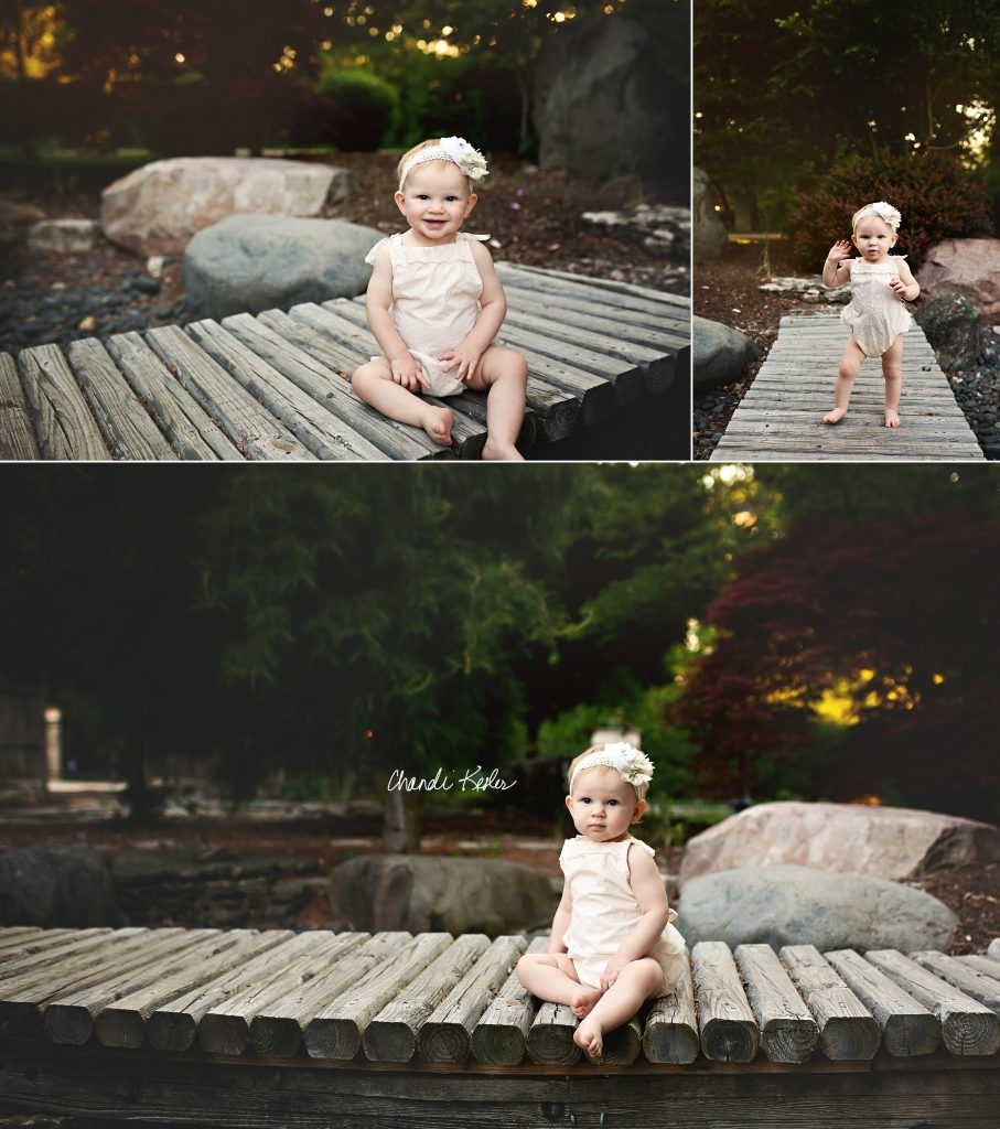 one year family session | Ewing Manor | Decatur IL Photographer