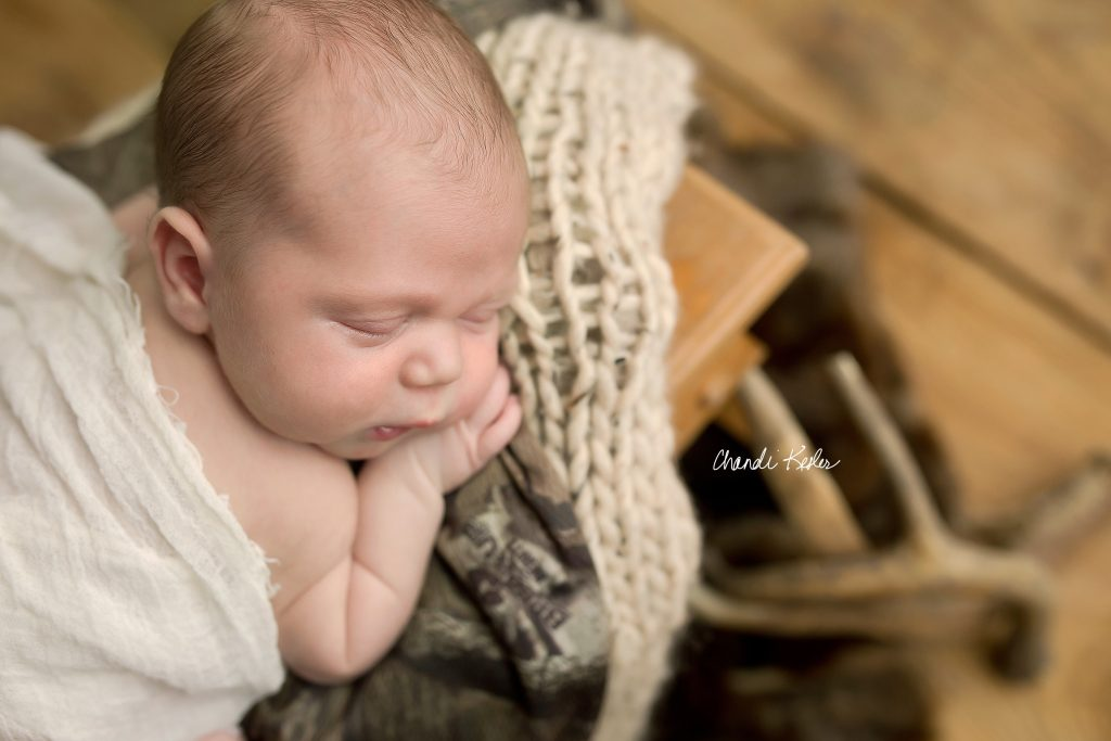 Best Newborn Photographer Central IL | Chandi Kesler | Mahomet IL Photographer