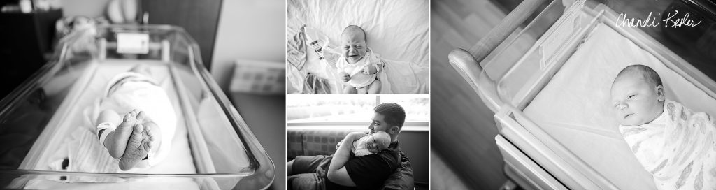 Fresh 48 Hospital Pictures | Bloomington IL Hospital photographer | Chandi Kesler Photography