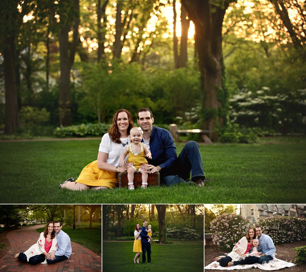 1 year picture ideas | Chandi Kesler Photography | Urbana IL Photographer
