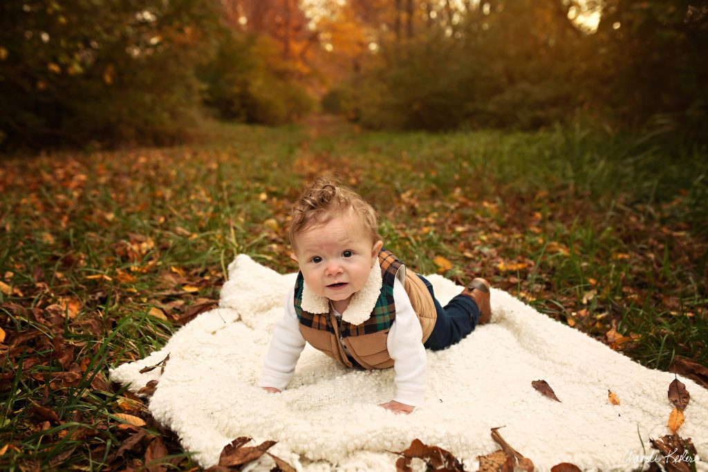 Pontiac IL Baby Photographer | Chandi Kesler Photography