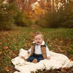 6 Month Milestone Session with Will | LeRoy IL Newborn Champaign IL Baby Photographer