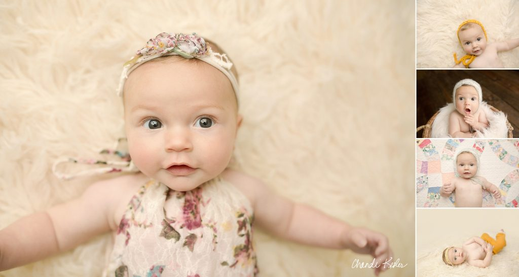Baby Photographer Mahomet IL | Chandi Kesler Photography