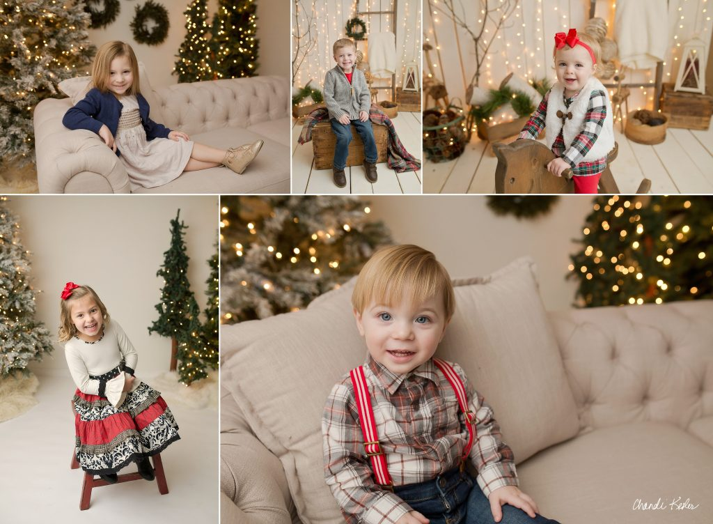 Holiday Mini Sessions | Lexington IL Photographer