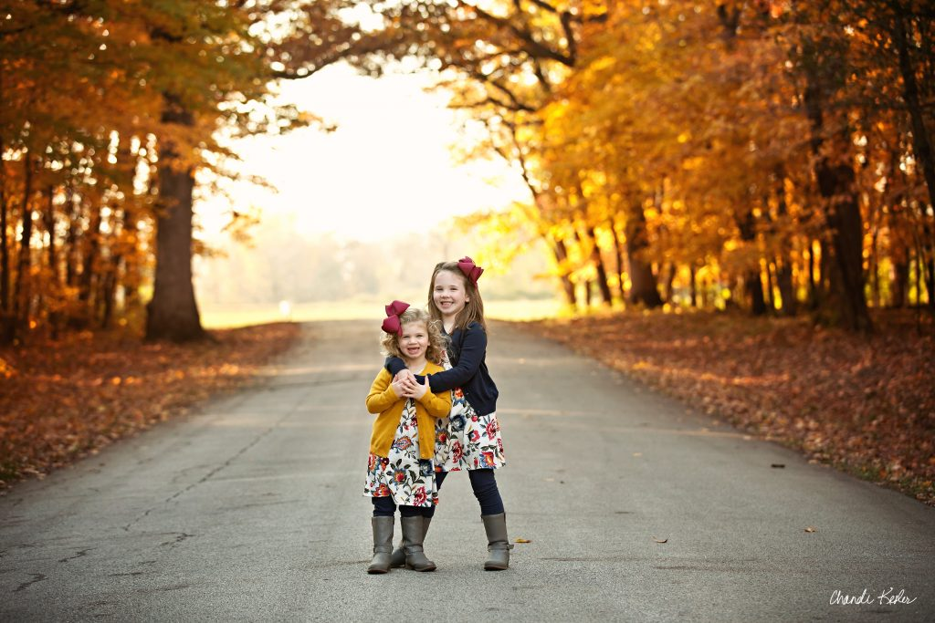 Peoria IL Family Photographer | Chandi Kesler Photography | Fall Pictures Bloomington IL