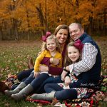Hensley Family Session | Bloomington IL Family Canton IL Newborn Photographer