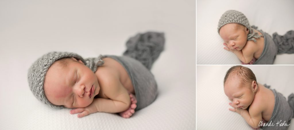 Fairbury IL Newborn Photographer | Chandi Kesler Photography