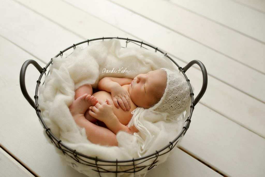 Forsyth IL Newborn Photographer | Chandi Kesler Photography