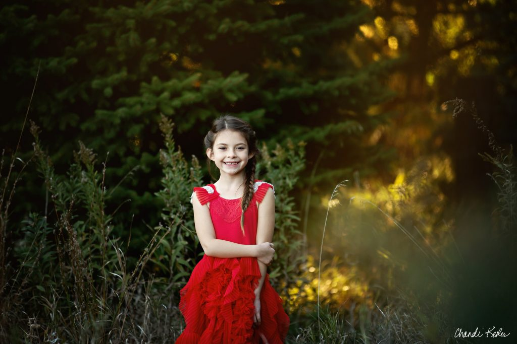 Dollcake Photography Session | Morton IL Family Photographer | Chandi Kesler Photography