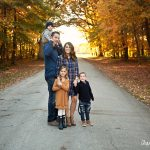 Fall Family Session with the Trainors | Mahomet IL Family Champaign IL Baby Photographer