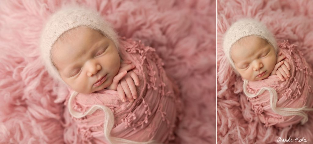 Eureka IL Newborn Photographer | Chandi Kesler Photography