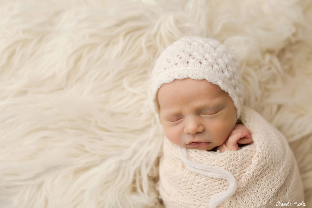 Clinton IL Newborn Photographer | Chandi Kesler Photography