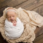 Newborn Session with Kinley | Fairbury IL Newborn Dwight IL Baby Photographer