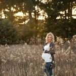 Family Maternity Session with the Collins | Washington IL Newborn Tolono IL Maternity Photographer
