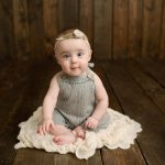 6 Month Session with Addison | Peoria IL Baby Kankakee IL Newborn Photographer