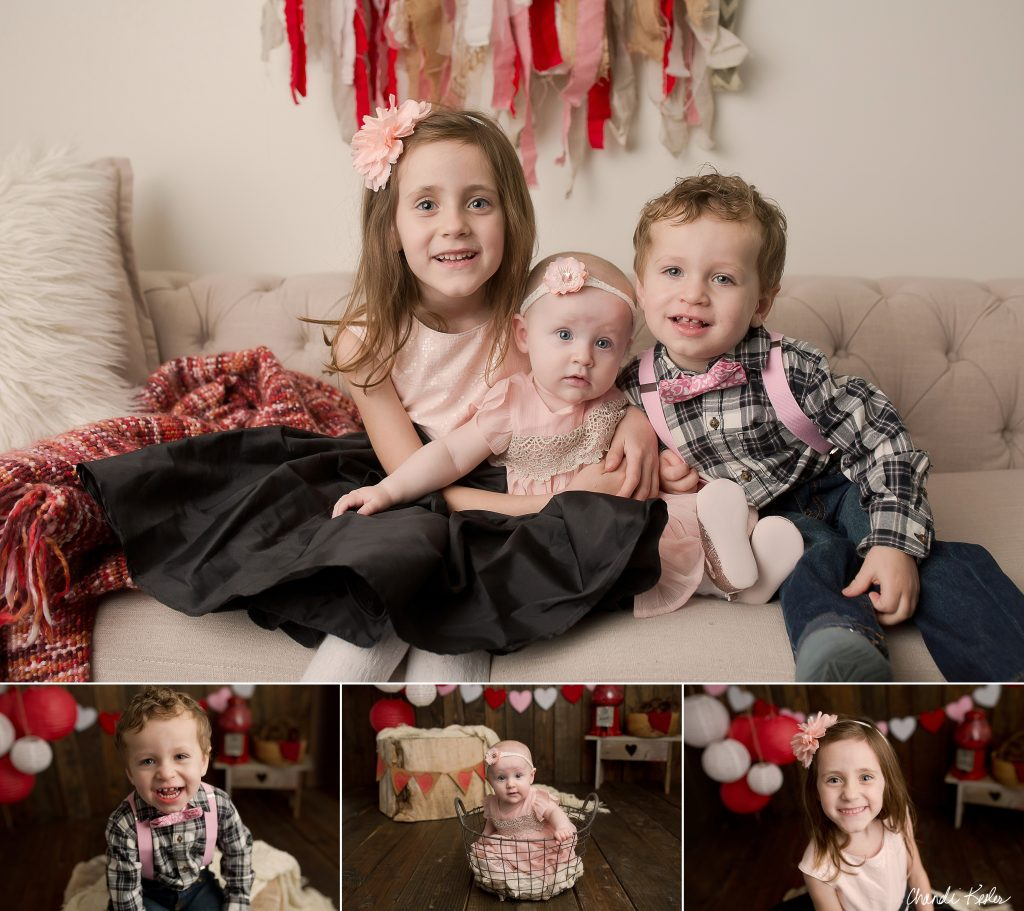 Photographer Forsyth IL | Chandi Kesler Photography | Valentine Mini Sessions