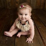 6 Month Milestone Session with Elliette | Springfield IL Baby McLean IL Newborn Photographer
