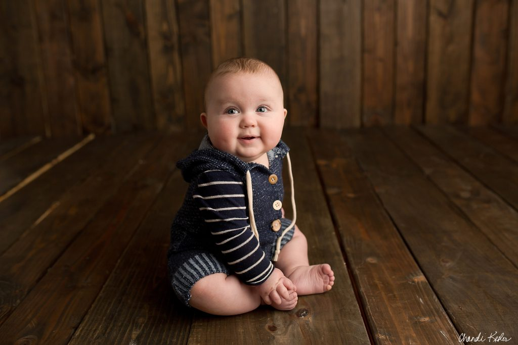 Lincoln IL Photographer | 6 Month Session Ideas | Chandi Kesler Photography