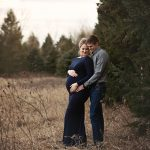 Maternity Session with The Lindseys | Pontiac IL Maternity Bourbonnais IL Newborn Photographer