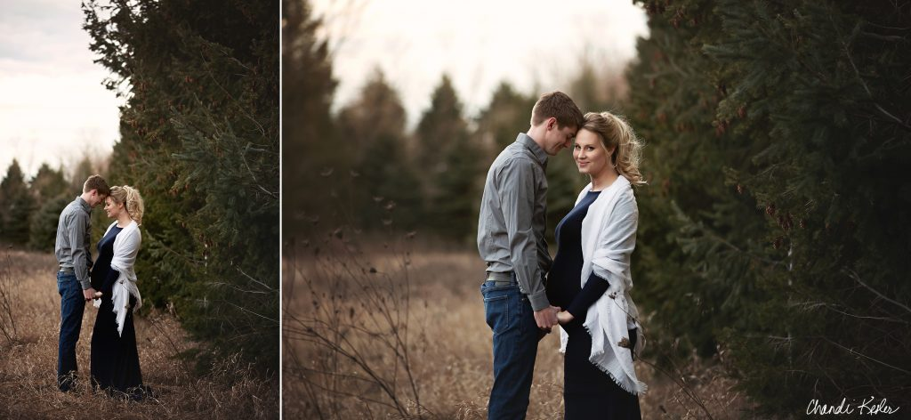 Maternity Photographer Mackinaw IL | Chandi Kesler Photography