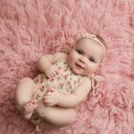 6 Month Baby Session with Annelise | Fairbury IL Baby Darien IL Newborn Photographer