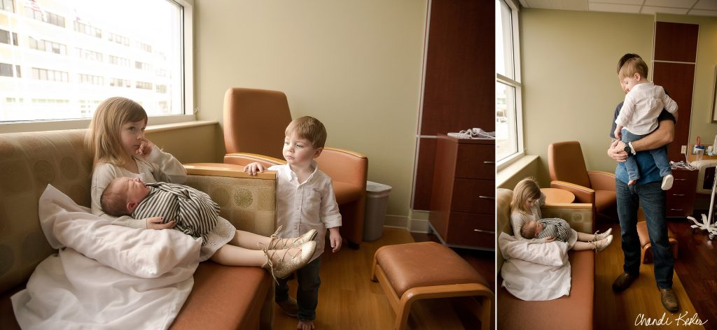 Fresh 48 Hospital Pictures Bloomington IL   Chandi Kesler Photography
