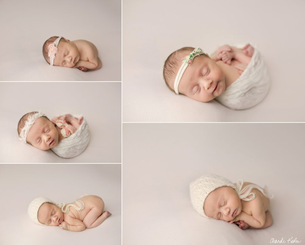 Best Newborn Photographer Bloomington IL | Chandi Kesler Photography