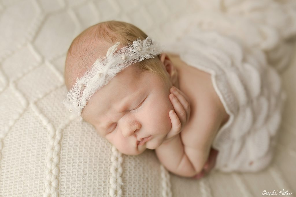 Pontiac IL Newborn Photographer | Chandi Kesler Photography