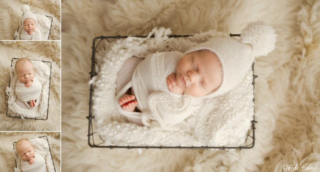 Mahomet IL Newborn Photographer | Chandi Kesler Photography