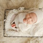 Newborn Session with Benjamin | El Paso IL Baby Pontiac IL Newborn Photographer