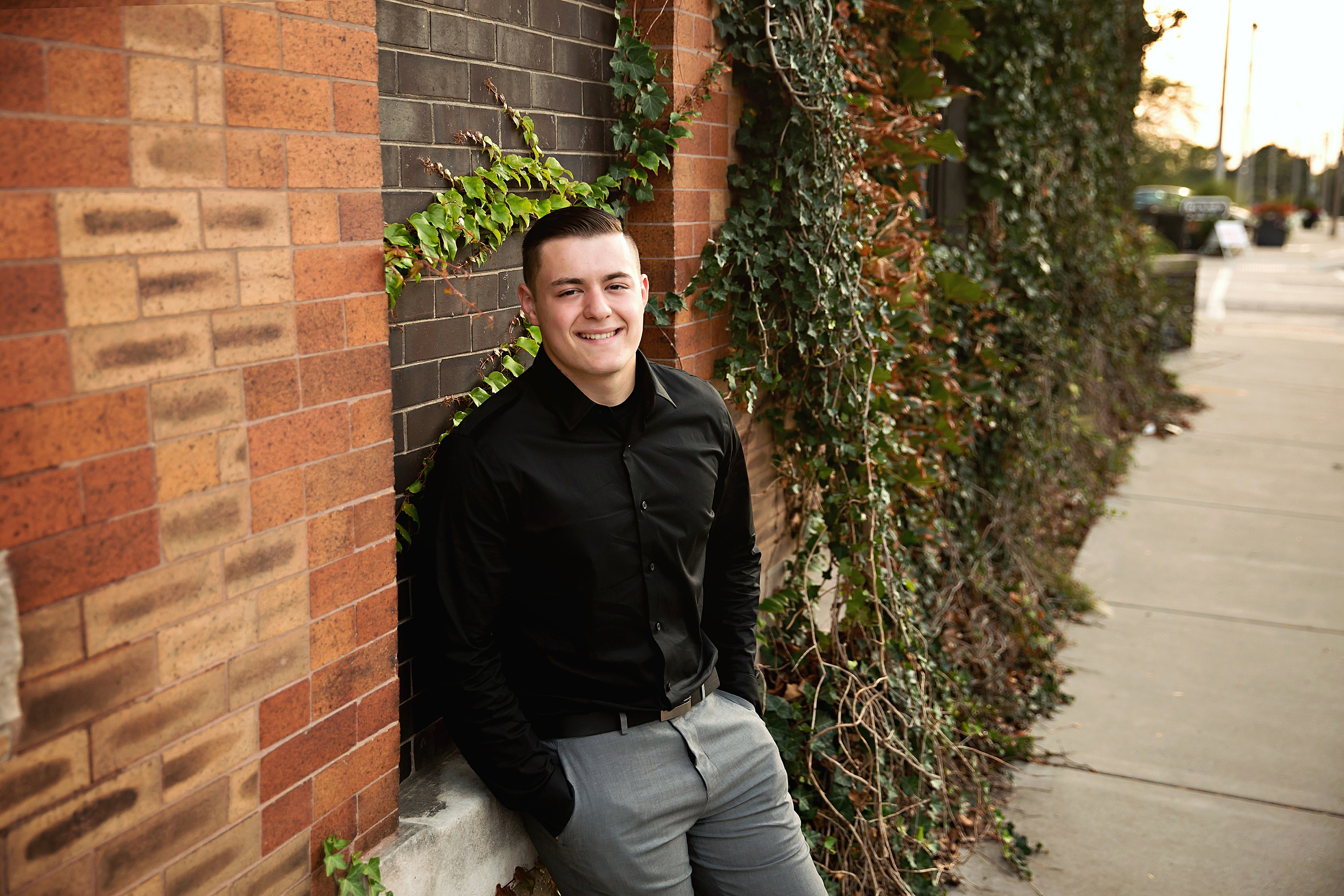 Normal IL Community High School Senior Photographer | Chandi Kesler_0090.jpg